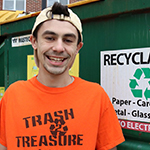 Joseph Couch External Relations and Advancement Trash 2 Treasure
