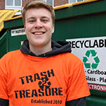 Tom Simo CFO of Trash 2 Treasure