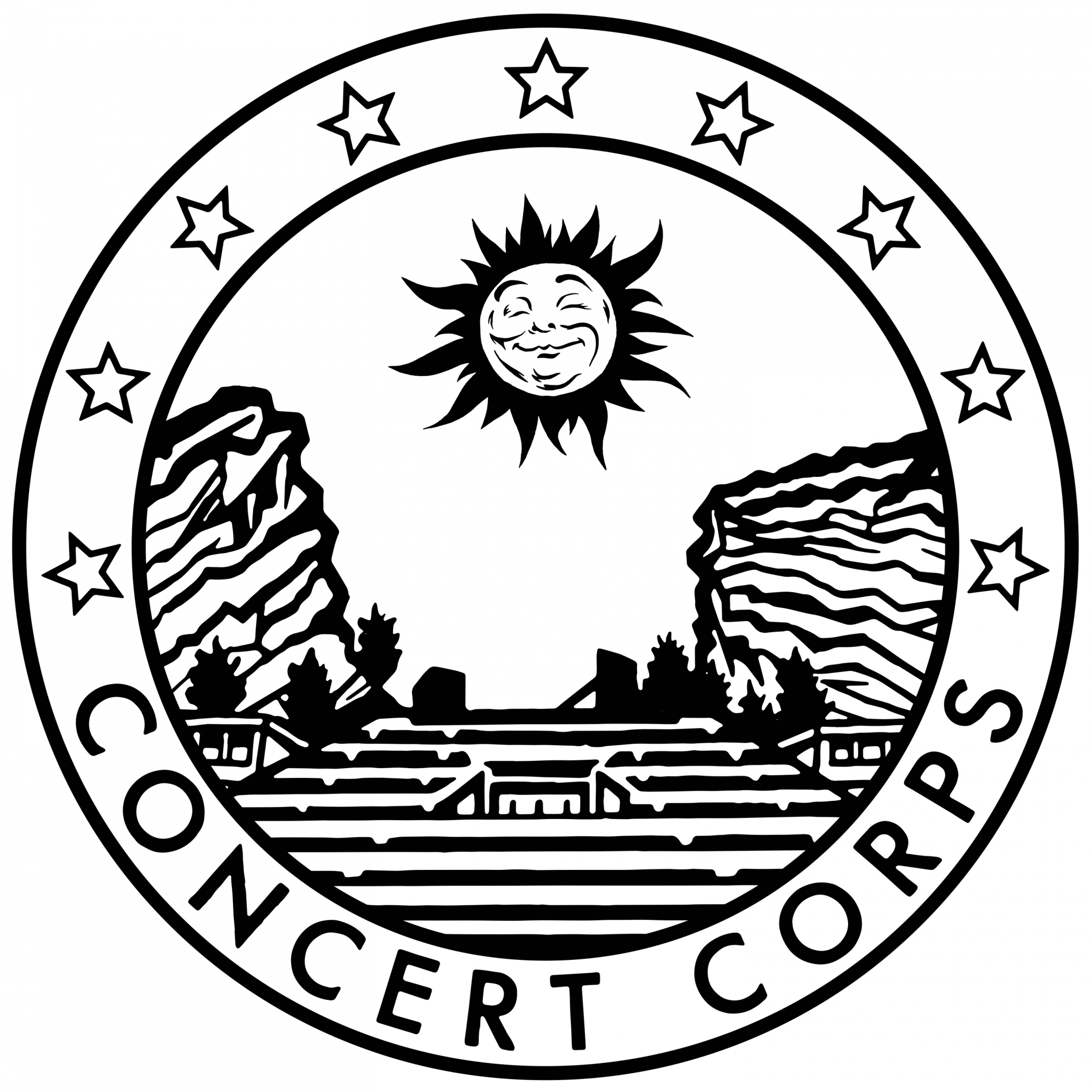 Concert Corps Logo