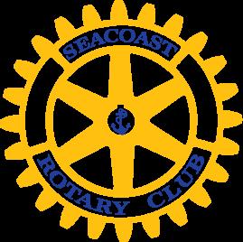 Seacoast Rotary Logo