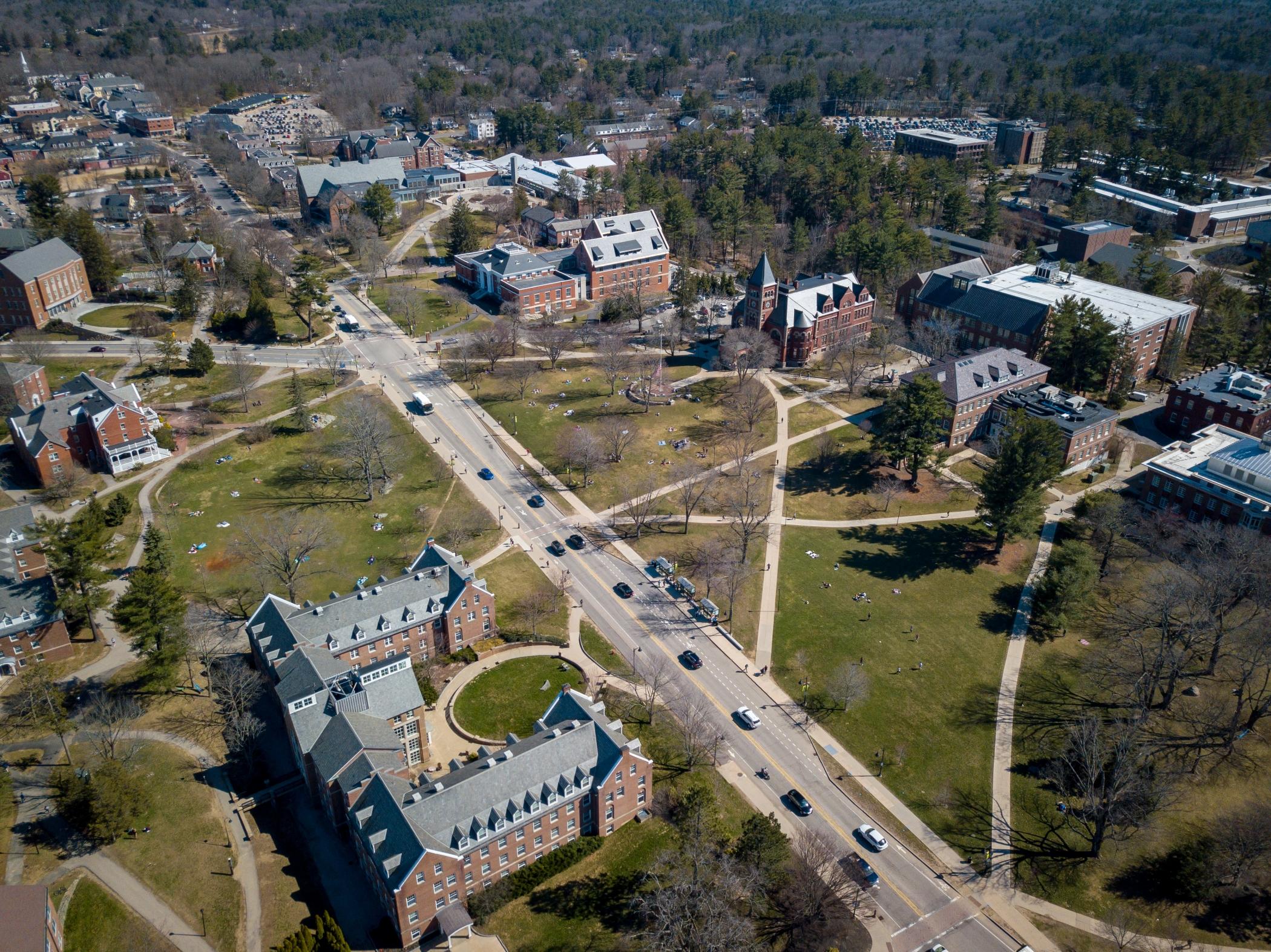 Facilities University Of New Hampshire