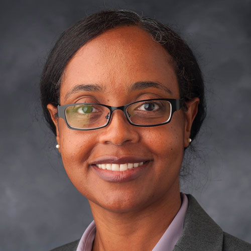 UNH Chief Diversity Officer Nadine Petty