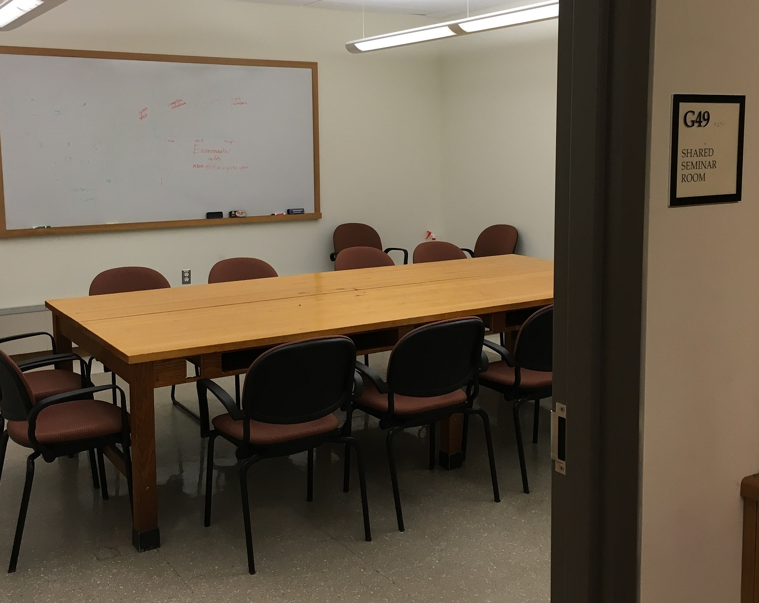 James G49 Conference Room