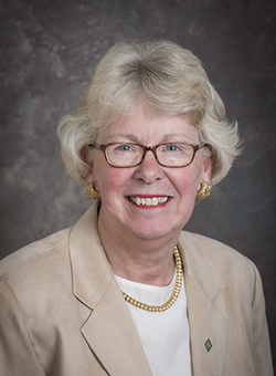 Nancy Targett, Provost and Vice President for Academic Affairs