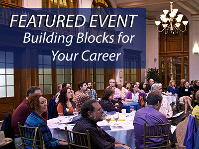 Building Blocks for Your Career ad