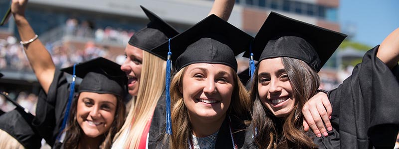 Caps And Gowns University Of New Hampshire