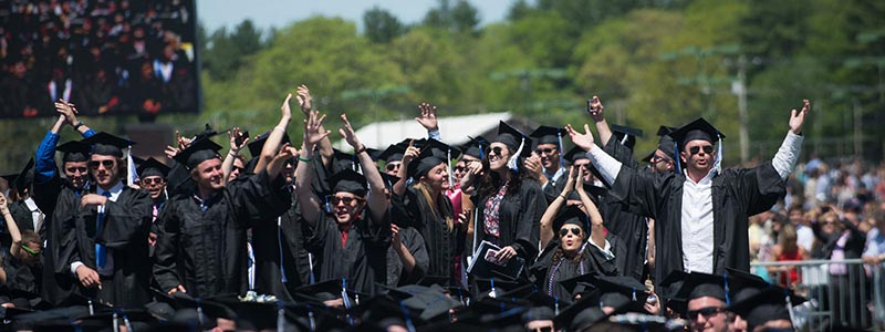 Register To Participate In Commencement University Of New Hampshire