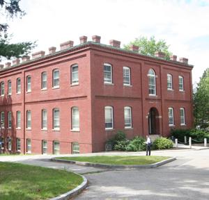 Conant Hall at UNH