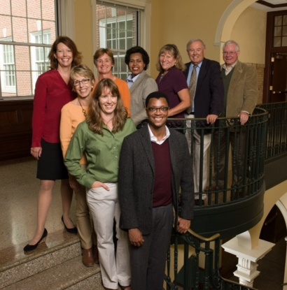 Leadership, faculty fellows, and staff