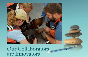Our Collaborators are Innovators poster