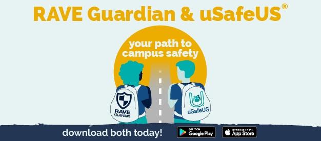 RAVE Guardian and uSafeUS
