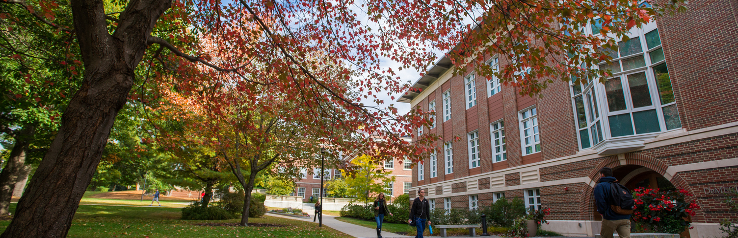 Image of UNH campus