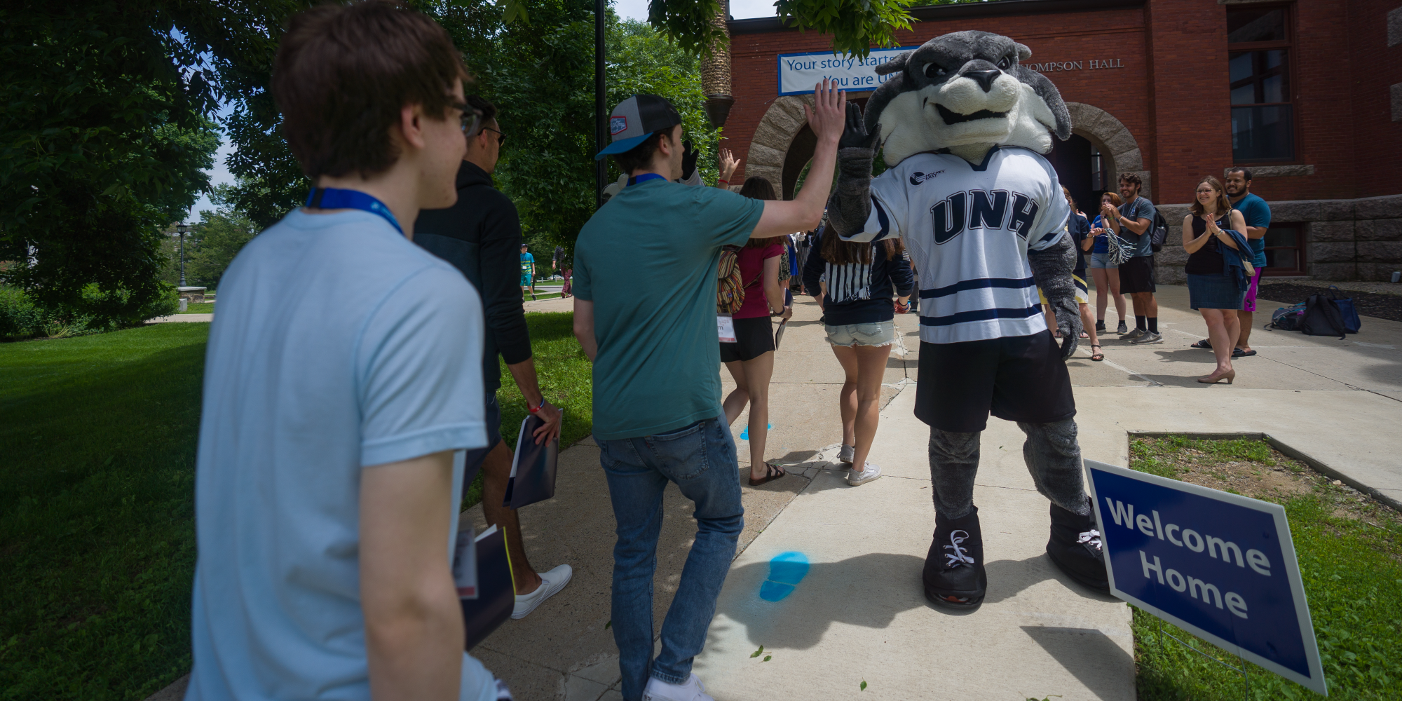 First Year Students Become the Roar