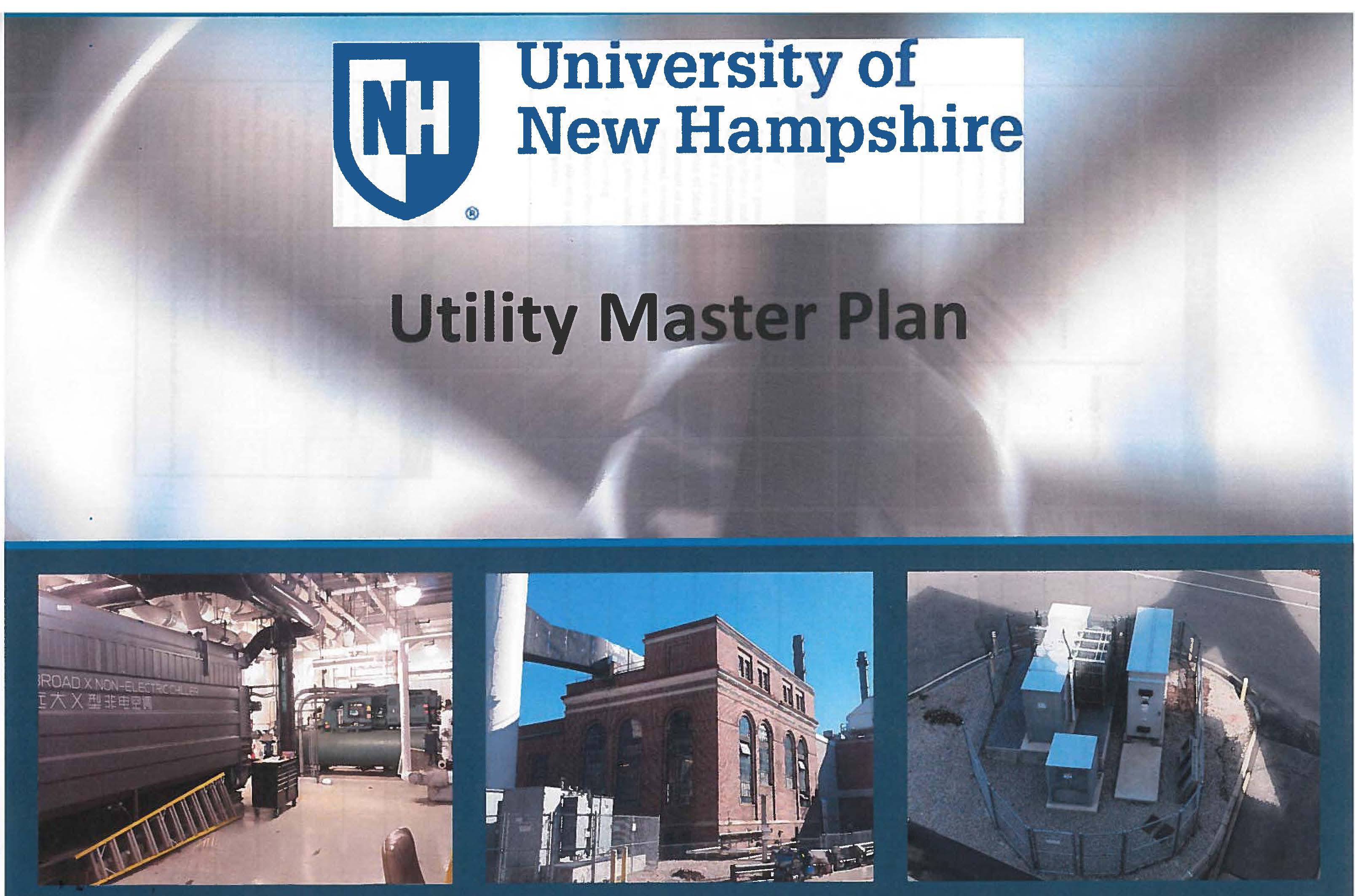 Utility Master Plan