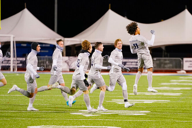 UNH men's soccer championship 2019