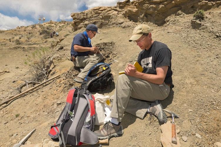 unh paleontologists