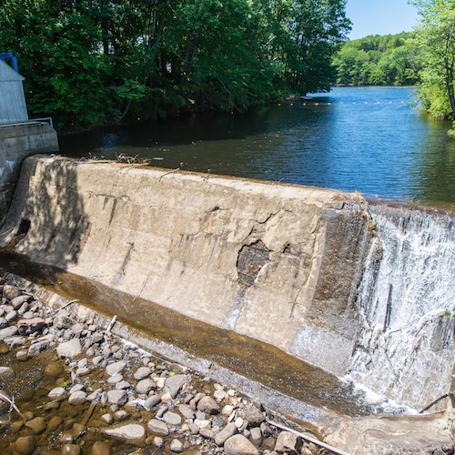 Dam in NH