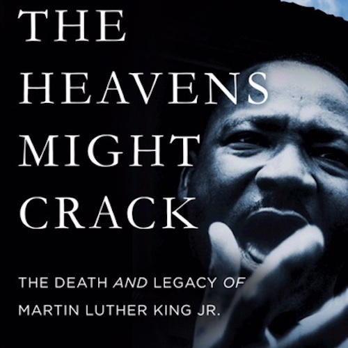 Book cover of The Heavens Might Crack