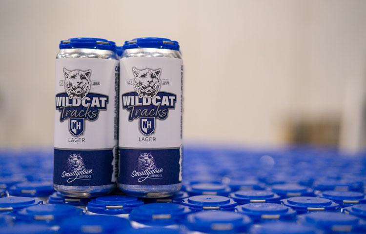 unh wildcat beer