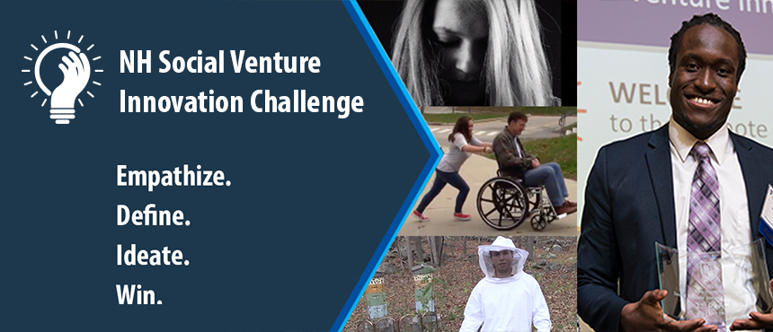 2019 NH Social Venture Innovation Challenge Registration is OPEN