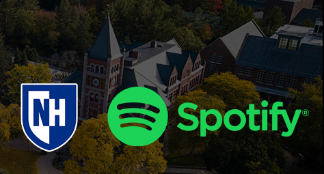 Spotify and UNH