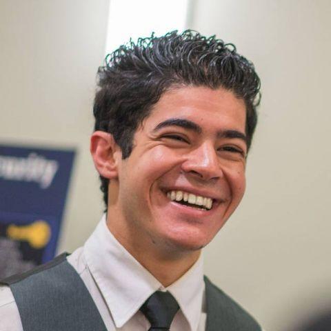 UNH Student Eddie Alhamdan