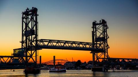 Portsmouth Living Bridge