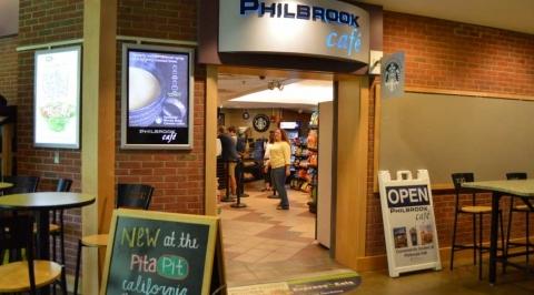 Philbrook Café