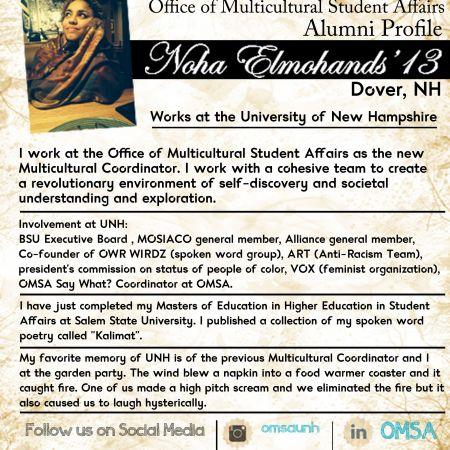 Noha Elmohands | Alumni Profile