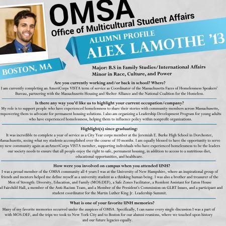 Alex Lamothe