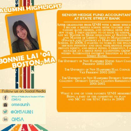 Bonnie Lai  | Alumni Profile
