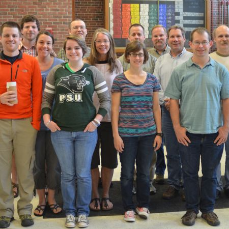 2015 RETE group photo