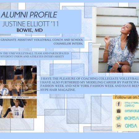 Justine Elliott  | Alumni Profile