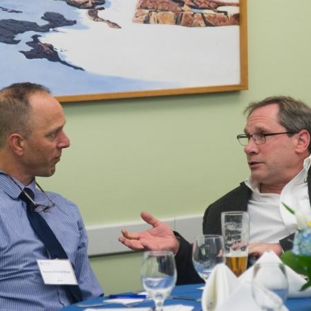 Steve Hale and Barron Richardson