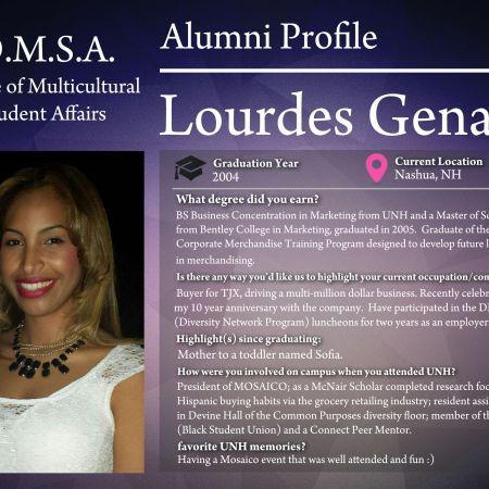 Lordes Genao  | Alumni Profile