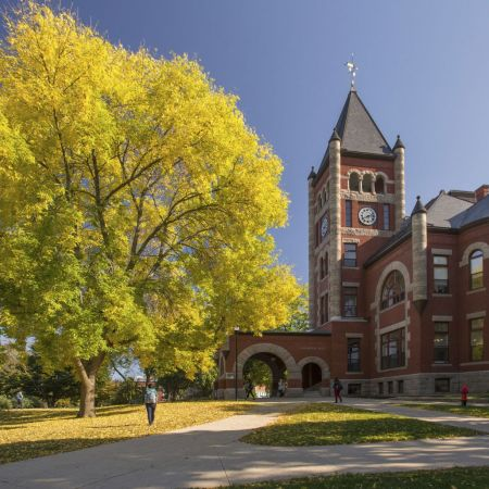 Thompson Hall Sideview