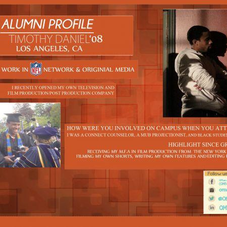 Tim Daniel  | Alumni Profile