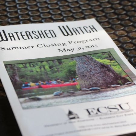 Watershed Watch program pamphlet