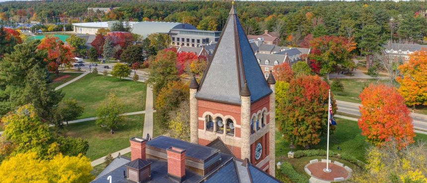 Overview of Thompson hall