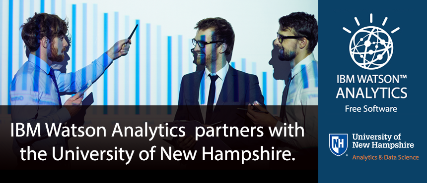 IBM Watson Analytics Partners with UNH