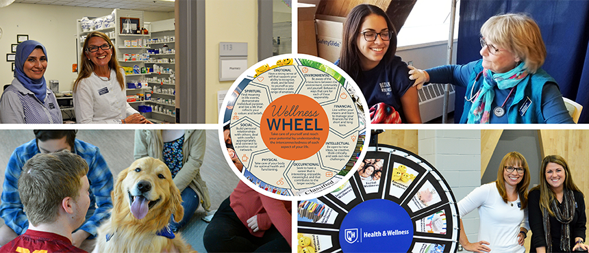 Living Well Services - Student Accessibility Services' featured partner for October and November
