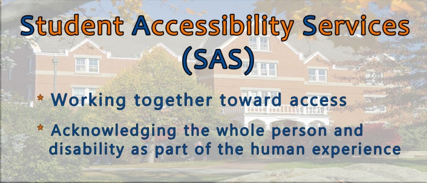 SAS Welcome