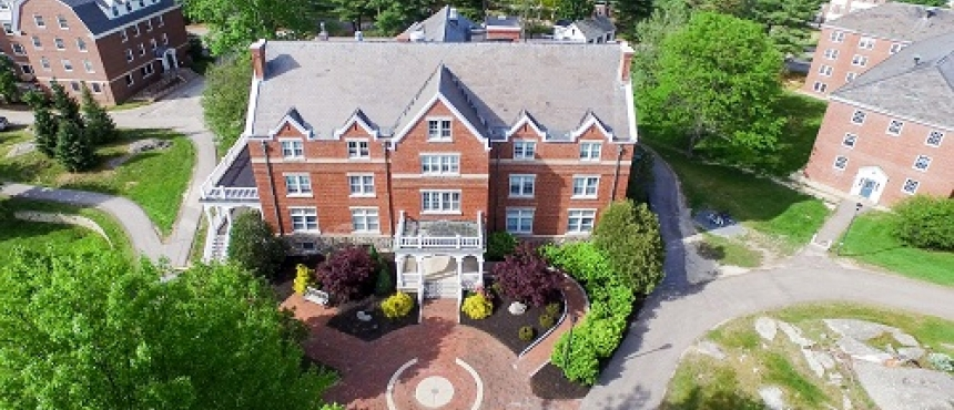 Photo of UNH Smith Hall- home of CFAR Academic Success