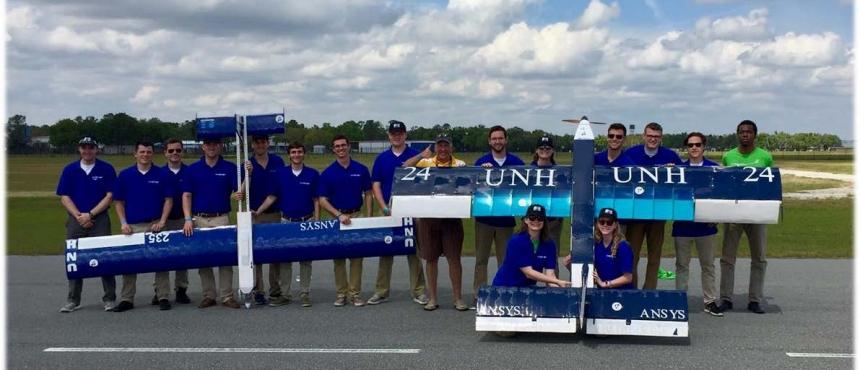 UNH AeroCats Team