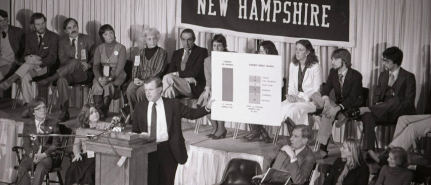 UNH primary history