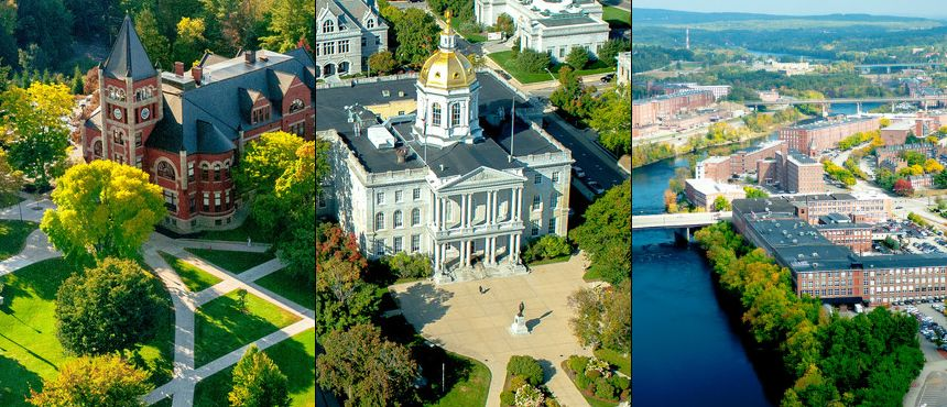 UNH venue options