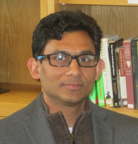 Picture of Professor Mittal