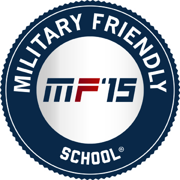 UNH awarded a Military Friendly School, 2015