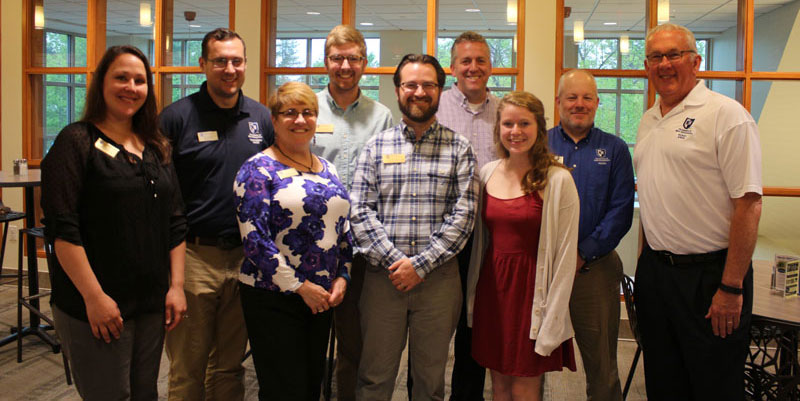 OBA Spring 2016 Employee Recognition Program Recipients