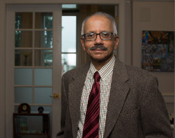 P.T.Vasudevan, Interim Provost and vice President for Academic Affairs